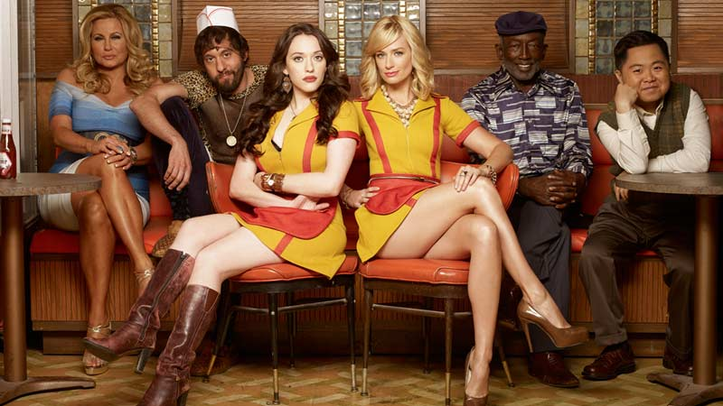 2 Broke Girls '2 Fun' Sweepstakes